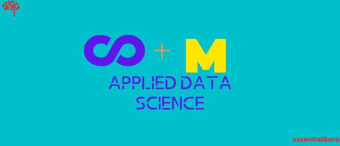 Coursera Applied Data Science with Python review