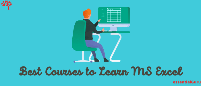Courses to Learn Microsoft Excel