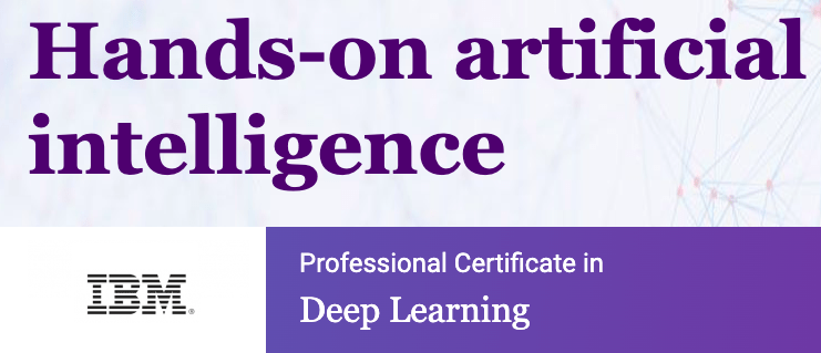 best deep learning online course