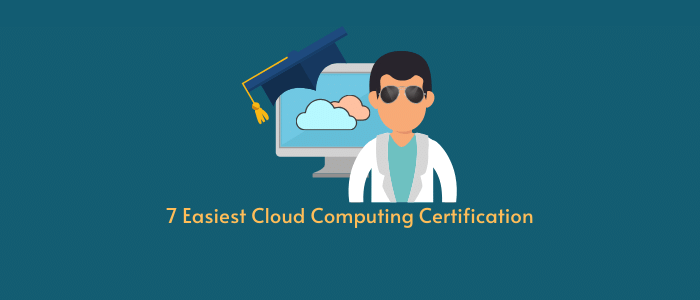 easiest cloud courses