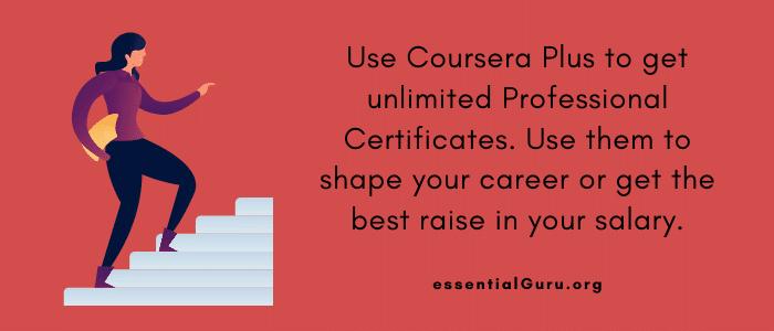 Coursera Plus cost