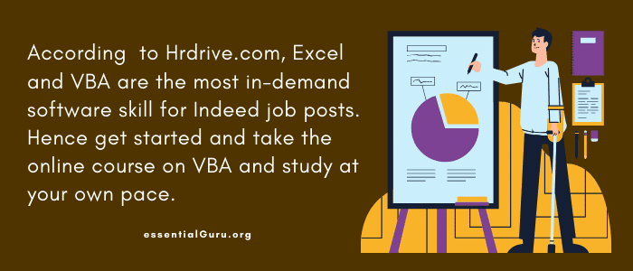 best online VBA course