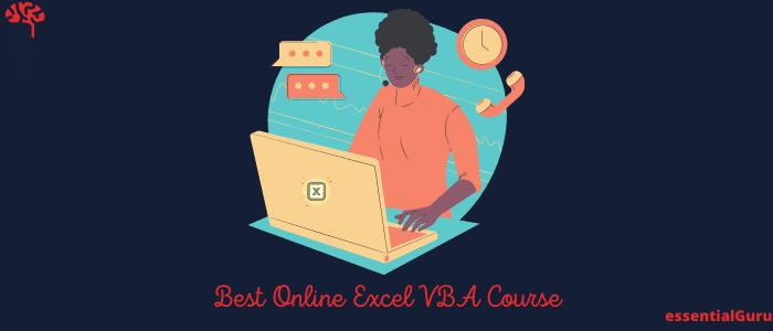 best online excel VBA course
