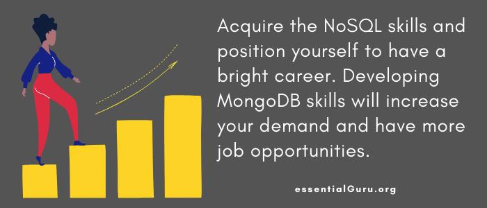 career in MongoDB developer