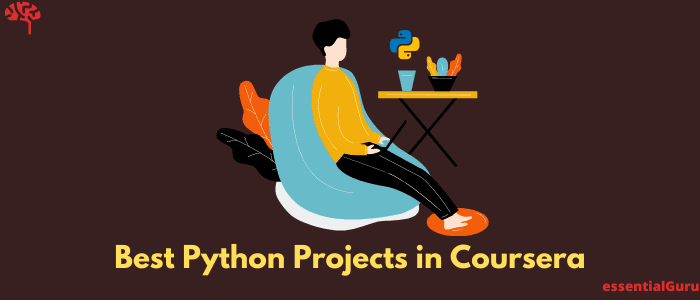 Best Python Guided Projects Coursera