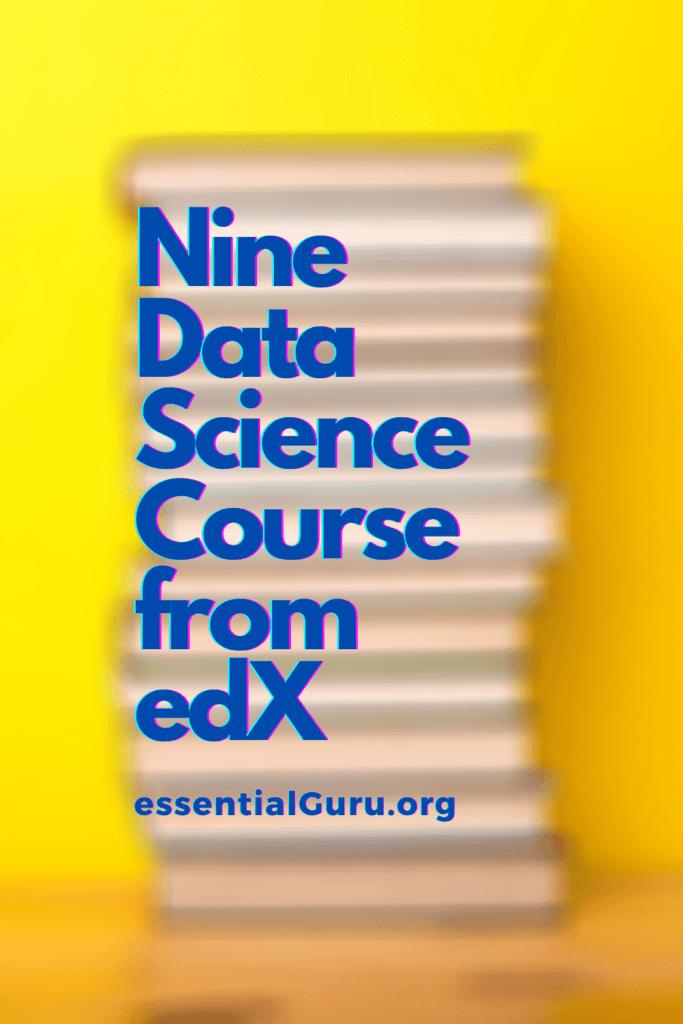 best edx data science course