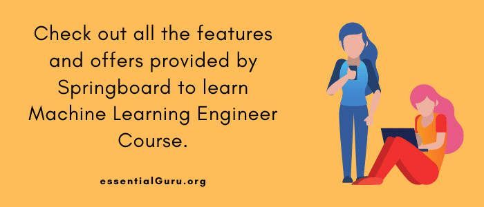 Springboard Machine Learning Engineer curriculum