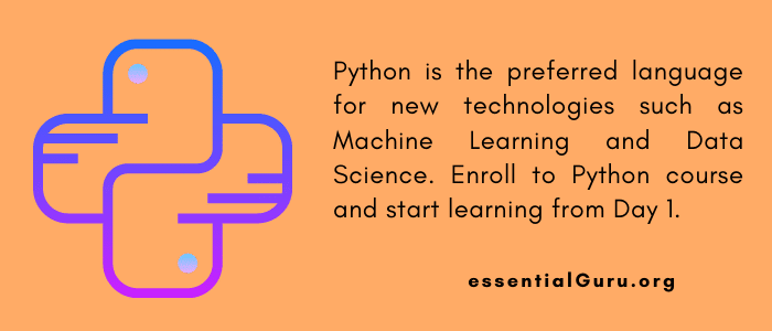 best Python course on edX