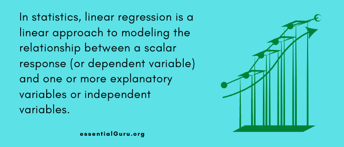 where to learn linear regression