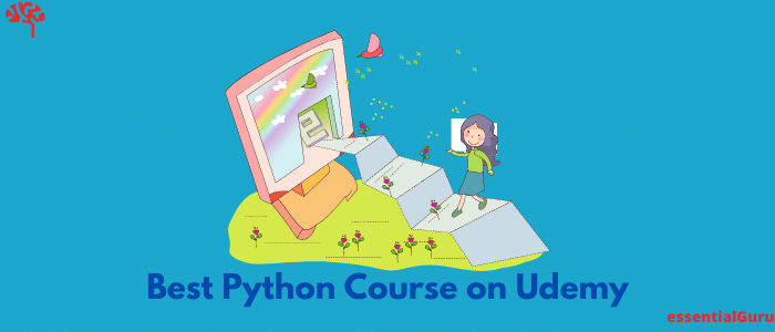 best Python course on Udemy