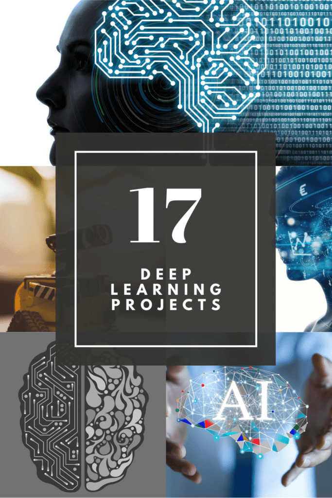 deep learning projects for beginners
