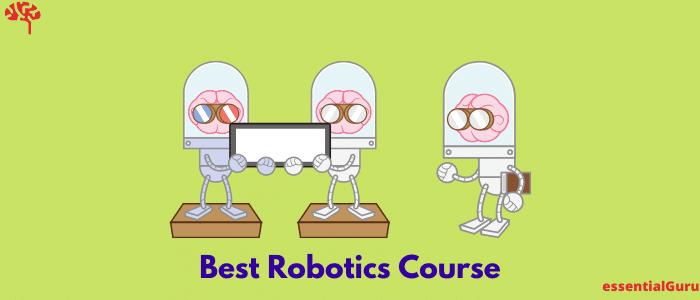 Best online robotics course for beginners