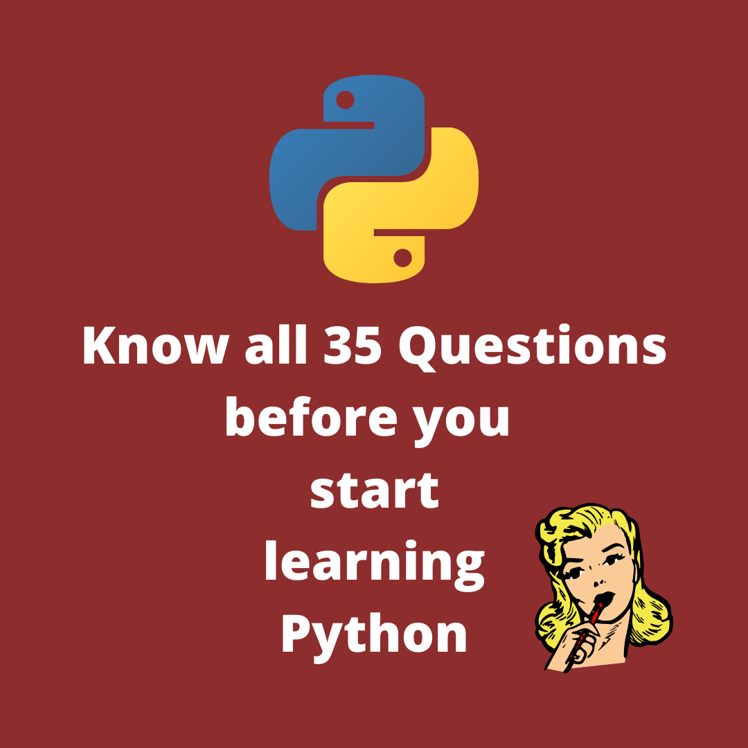 learn python in 2020