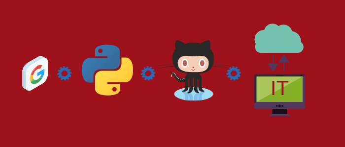 google it automation with python course