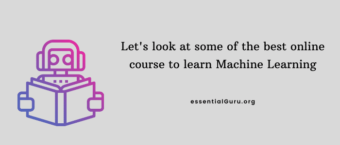 best machine learning course for beginners