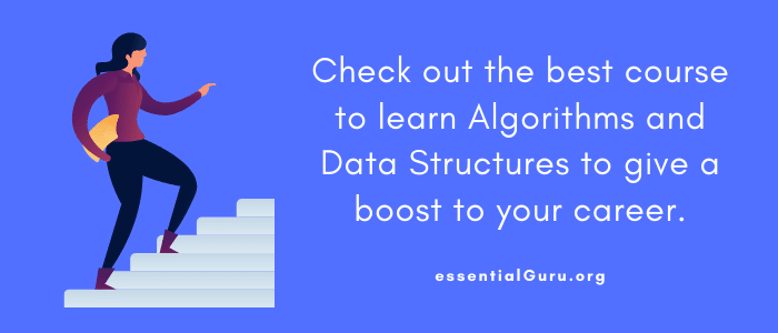 Study Data Structures and Algorithms online
