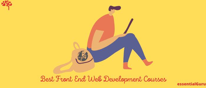 13 Best Front End Web Development Courses 2020