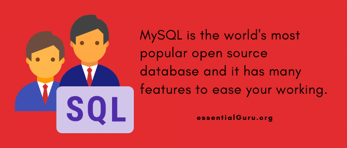 MySQL projects for beginners