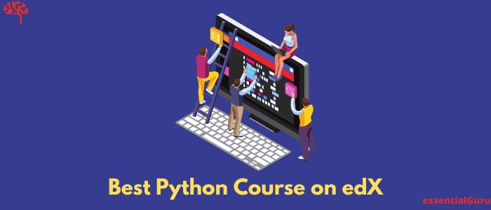 7 Best Python Course on edX 2020