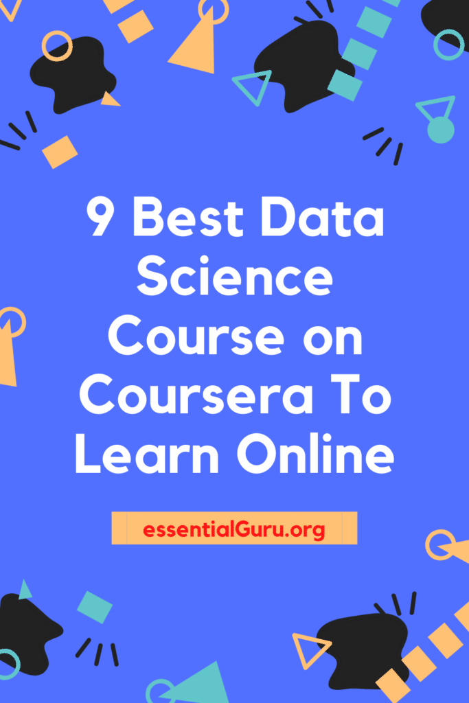 Pinterest Data Science Course in Coursera