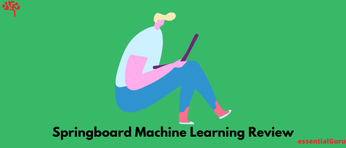 Springboard Machine Learning Engineer Review 2021