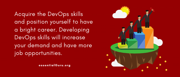 skills required for devops engineer