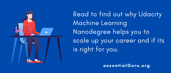 is machine learning nanodegree worth it