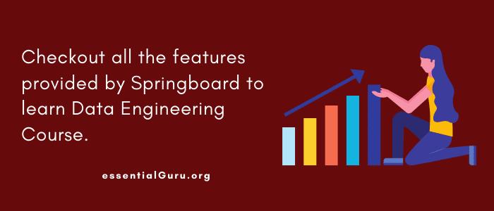 springboard data engineering review