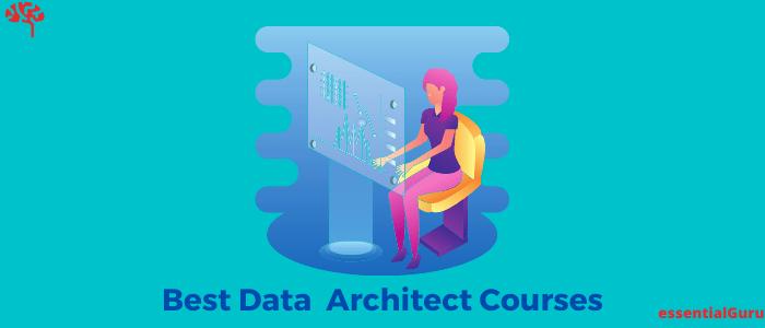 3 Best Data Architect Course Online Certification